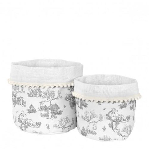 Image of Mathilde M Royal Basket Set of 2