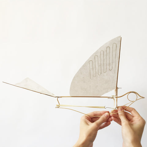 Image of Flying Martha Ornithopter