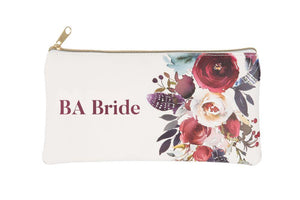 BA Bride Cosmetic Bag
