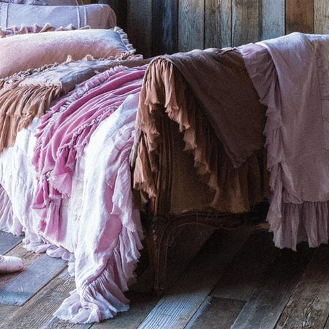 Image of Bella Notte Linens Loulah Yardage Kendall and Everett