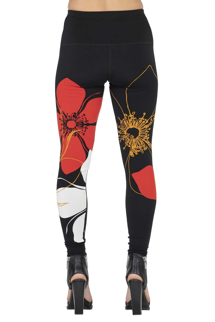 High Waist Reversible Leggings