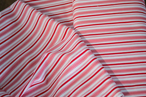 Cozy Christmas Collection-Cozy Stripe Pink