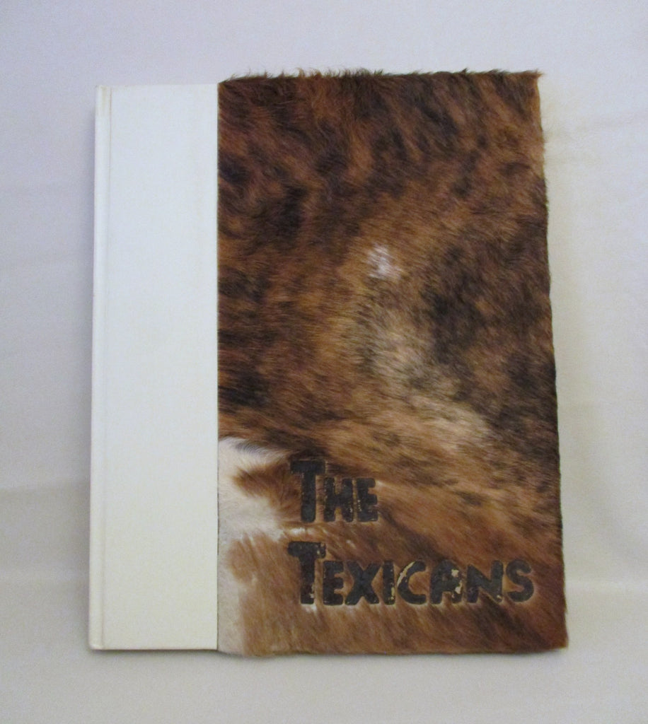 "10615 KENNETH WYATT Limited Edition Book ""The Texicans"" Signed"