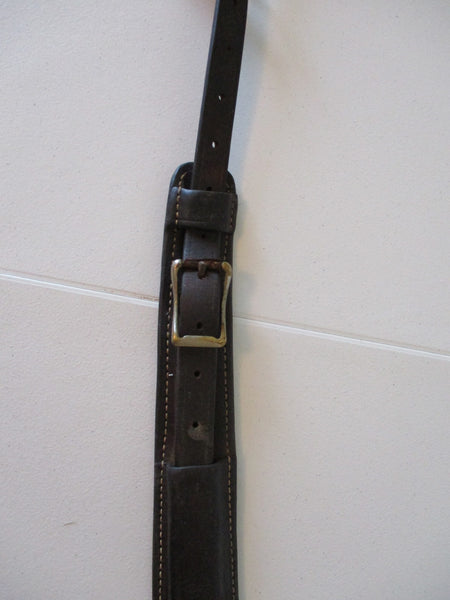 10347 Used Handmade ART REED Pulling Collar