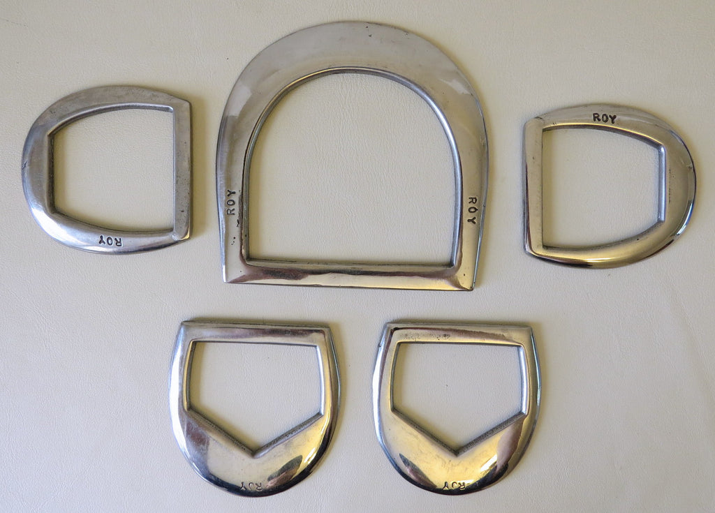 10251 Lot of Roy Robinson Stainless D's