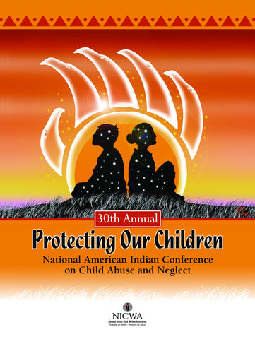 2012 Annual Protecting our Children Conference Poster