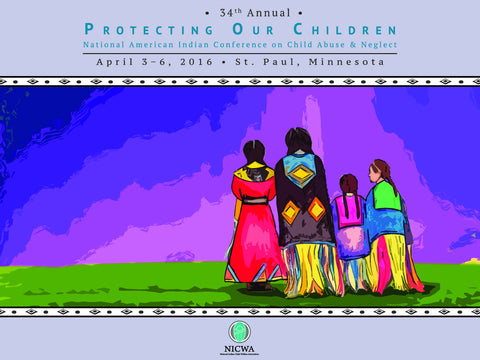 2016 Annual Protecting Our Children Conference Poster