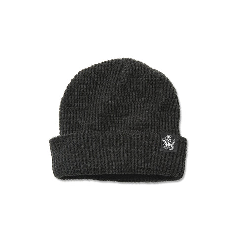 Chiefer Dog Beanie - Black
