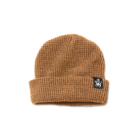Chiefer Dog Beanie - Tan