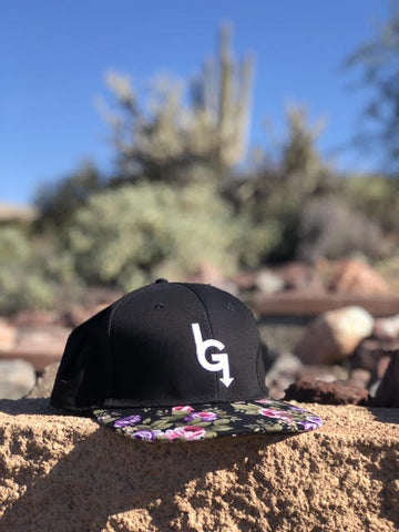 The OG Classic Snapback - Desert Rose