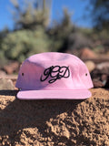 The Classy 5 Panel - Light Pink