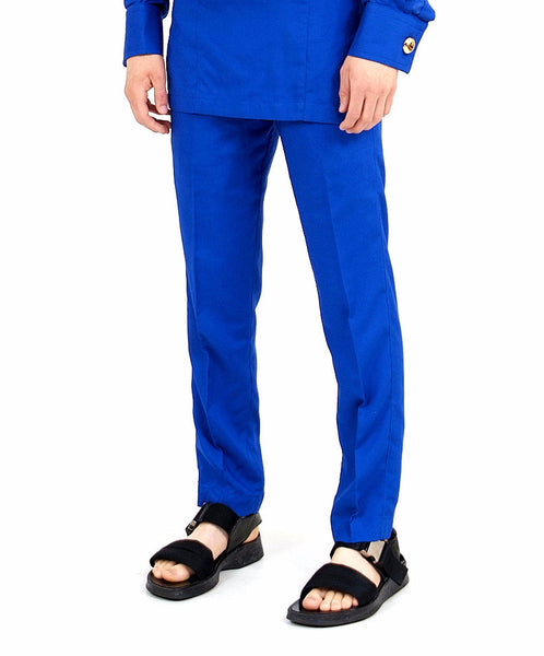 Cobalt Blue Kaftan Pants