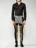 Baroque Print Pants