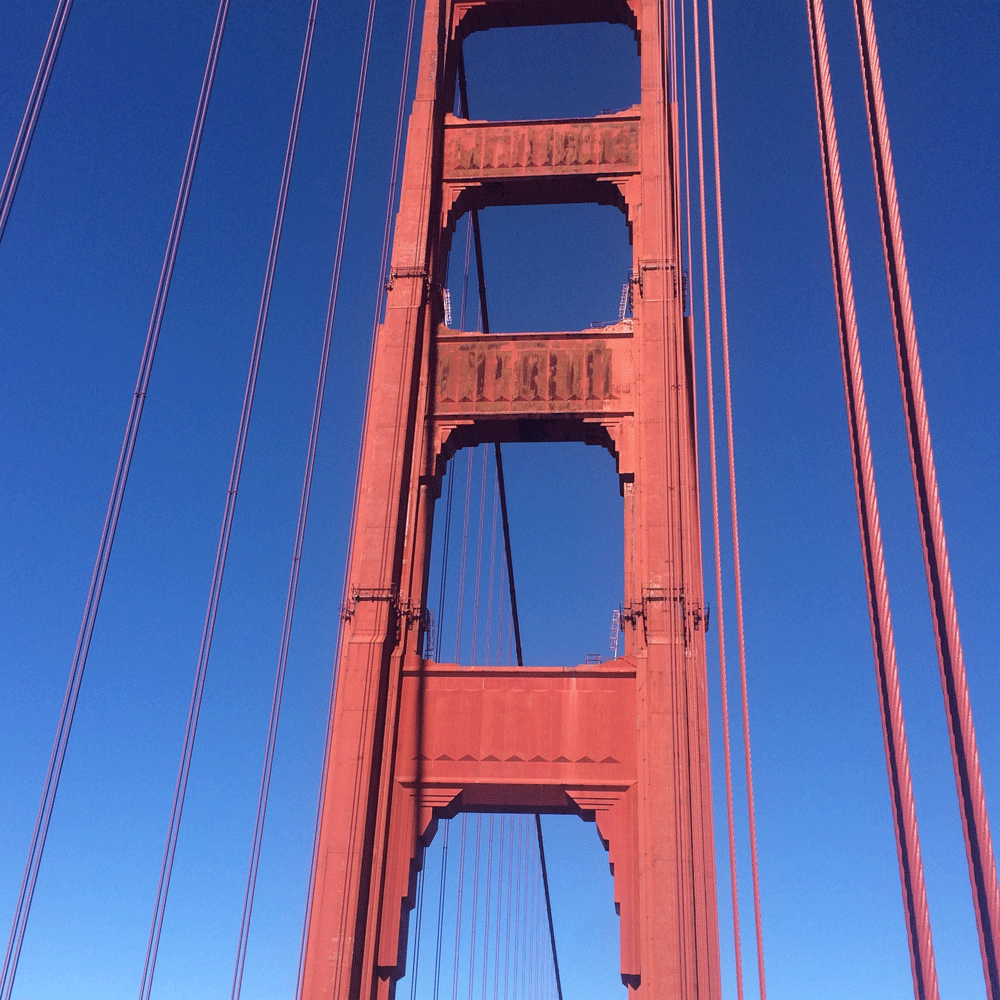 San Francisco: Walking the Golden Gate