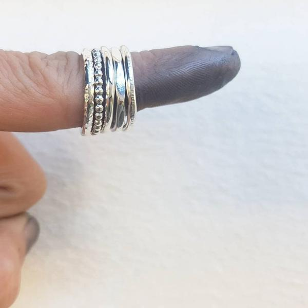 Introduction to Silversmithing Workshop : SEPT 7, 2019