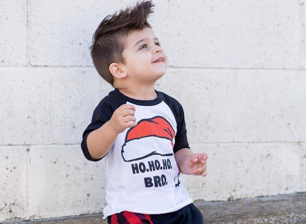 Rock the Holidays Away with Kiddo Couture