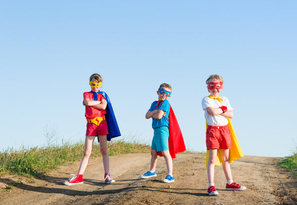 Why Are Superheroes so Popular with Kids?