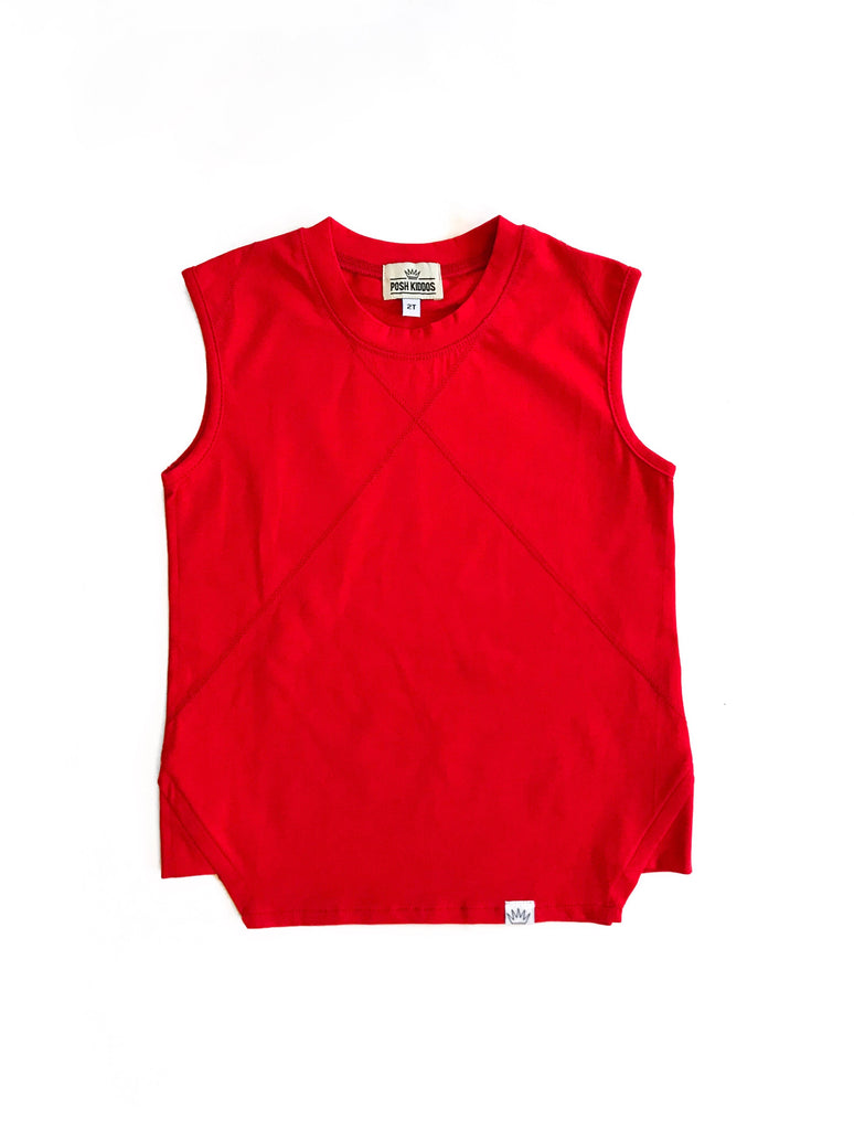 Tank- Red