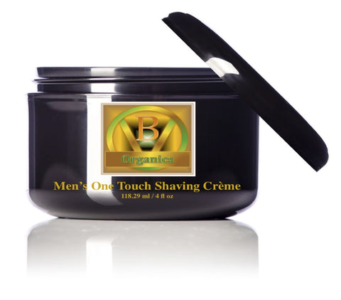 Men's One Touch Shaving Creme - Younger Faces Day Spa