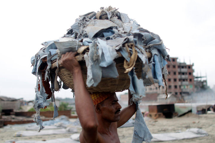 The Ultimate Fashion Fail: One Garbage Truck Of Textiles Is Thrown Away Every Second