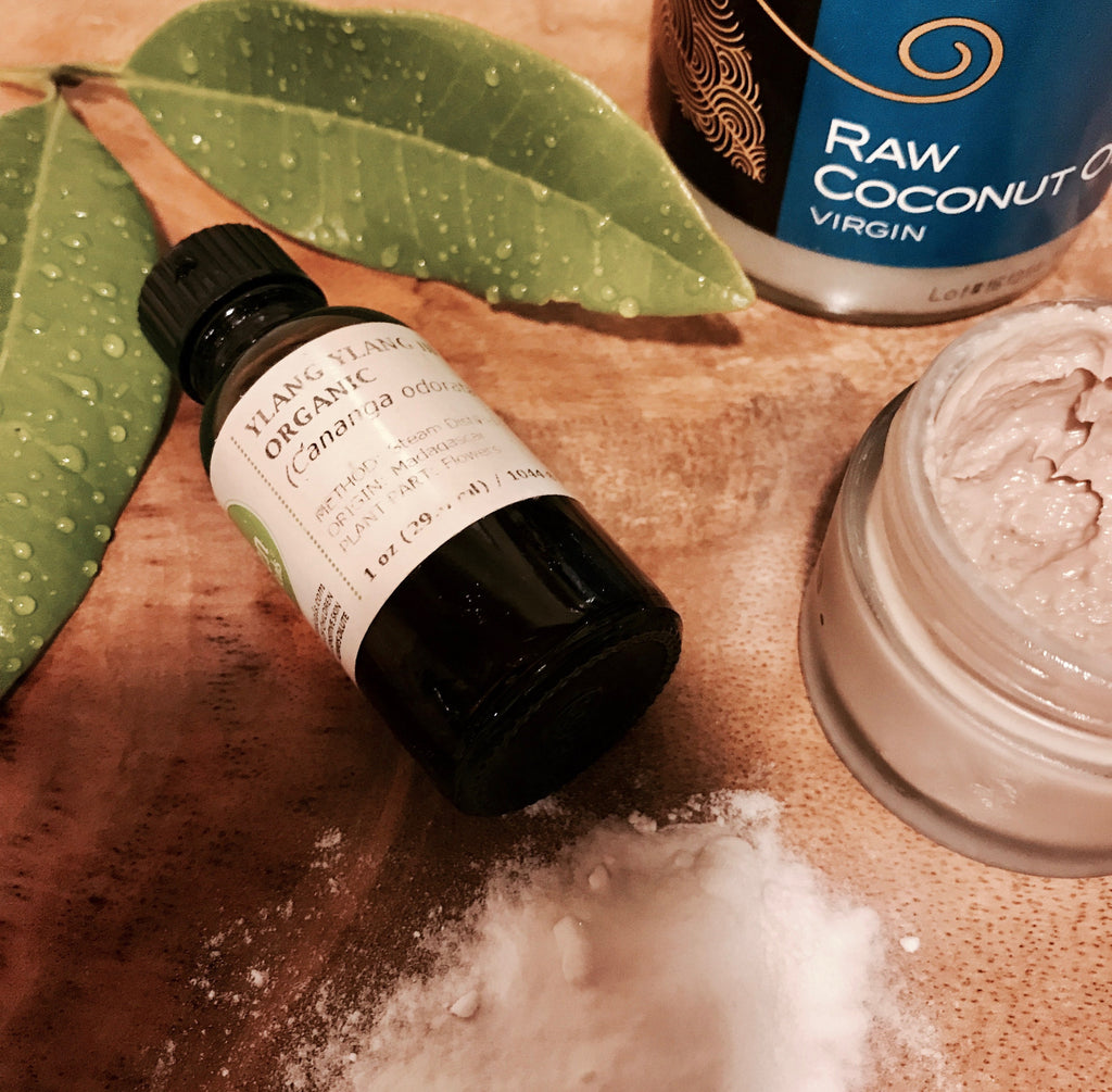 DIY Organic Deodorant- That Actually Works!