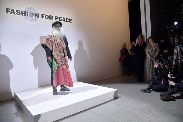 Fashion for Peace at New York Fashion Week
