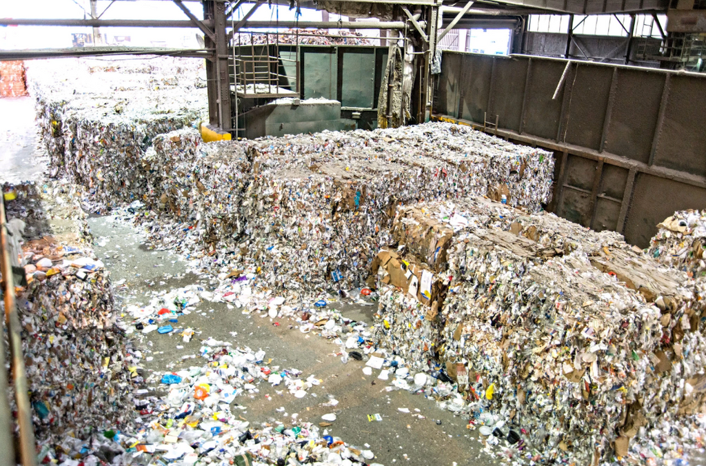 Your Recycling Might End Up in a Landfill After All