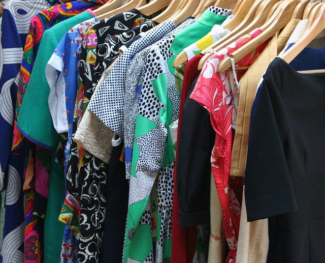 The Climate Issue Filling Up Your Closet