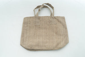 Nettle Fiber Grounding Tote Bag