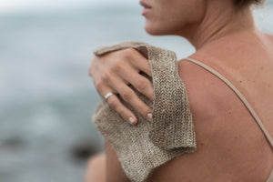 Exfoliating Nettle Body Cloth