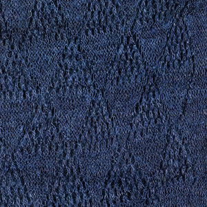 Nettle Fiber Indigo Calming Shawl