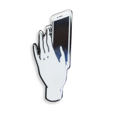 Touch Phone Hard-Enamel Pin