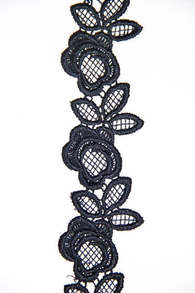 Black Rose Lace