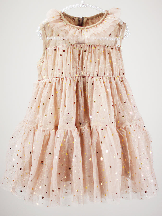 Twinkle Twinkle Moon and Star Dress
