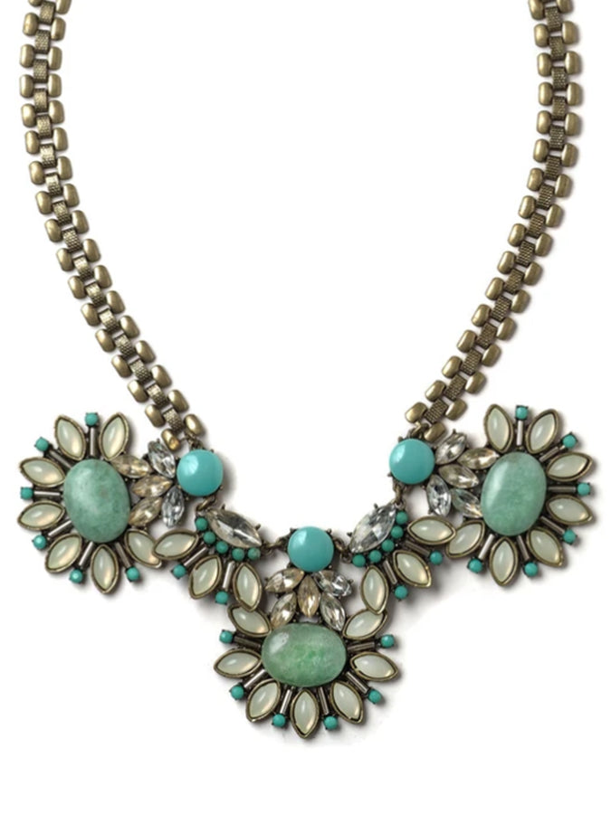 Summer Blues Necklace