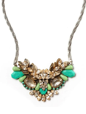 Gatsby Statement Necklace