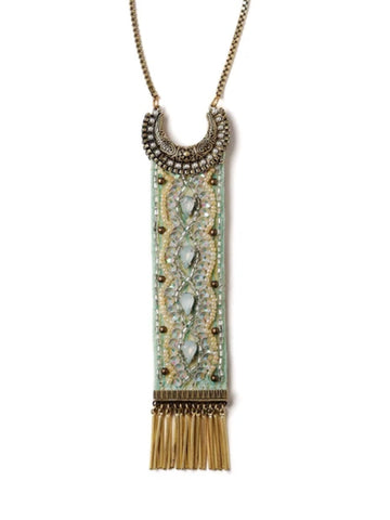 Zelda Fitzgerald Necklace