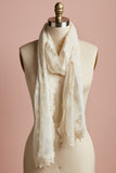 Lace Scarf Cream