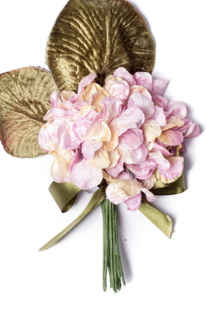 Hydrangea Posy Candy Pink