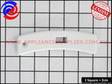 0028300024 DRYER DOOR COVER SWITCH ASSY SIMPSON WESTINGHOUSE ELECTROLUX