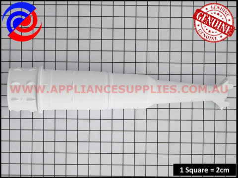 0081204001 WASHING MACHINE AGITATOR INSERT FRAME FILTER NO CUP WESTINGHOUSE