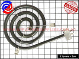 0122004324 COOK TOP MONOTUBE ELEMENT 180MM 1800W WESTINGHOUSE