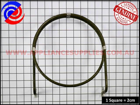 0122004506 OVEN FAN FORCED ELEMENT WESTINGHOUSE CHEF SIMPSON ELECTROLUX