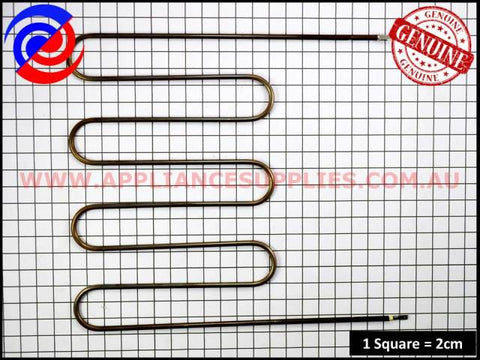 0122004538 OVEN ELEMENT GRILL WESTINGHOUSE SIMPSON CHEF