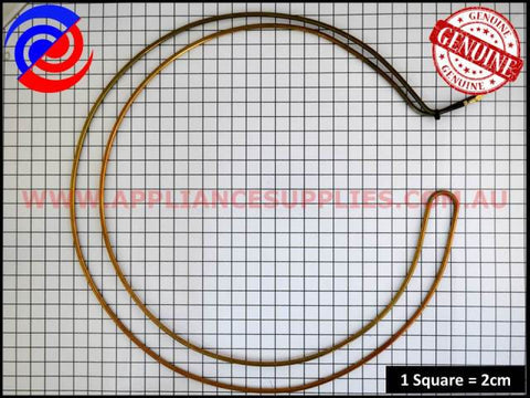 0122300039 DRYER LOOPED ELEMENT HOOVER