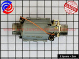 0122400012 DISHWASHER IN-LINE HEATING ELEMENT WESTINGHOUSE SIMPSON ELECTROLUX CHEF DISHLEX