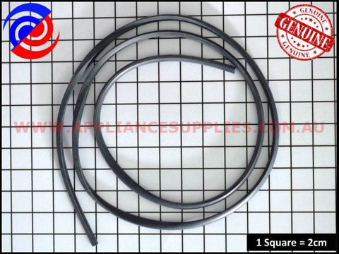0188002237 OVEN DOOR INNER GLASS SEAL SIMPSON WESTINGHOUSE