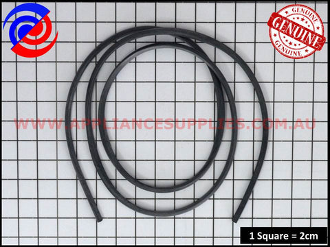 0188002242 OVEN SEAL INNER GLASS DOOR ELECTROLUX