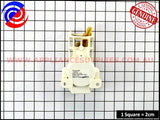 0214205001 WASHING MACHINE MOTOR CLUTCH ACTUATING ELECTROLUX SIMPSON