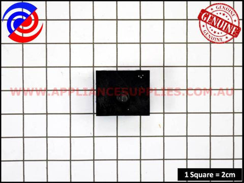 0534001655 COOKTOP SWITCH INFINITE HEAT ISOLATED PILOT WESTINGHOUSE SIMPSON CHEF